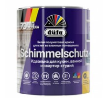 """""""Dufa"""" ВД краска SCHIMMELSCHUTZ база 3  0,9л"""