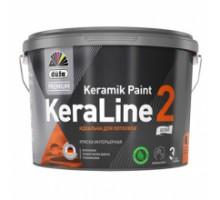"""DufaPremium"" ВД краска KeraLine 2  база1  9л"